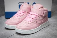 Кроссовки женские  Fila FX 100, розовые (14193) размеры в наличии ►