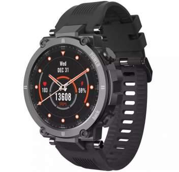 Смарт-часы KOSPET Raptor противоударные, Ip68, черные