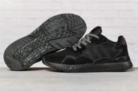 Кроссовки мужские 17293, Adidas 3M, черные