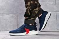 Кроссовки мужские Adidas Bounce, темно-синие (16192) размеры в наличии ►