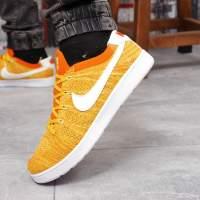 Кроссовки мужские 18082 Nike Tennis Classic Ultra Flyknit, оранжевые