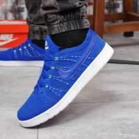 Кроссовки мужские 18083 Nike Tennis Classic Ultra Flyknit, темно-синие