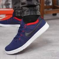 Кроссовки мужские 18084 Nike Tennis Classic Ultra Flyknit, темно-синие