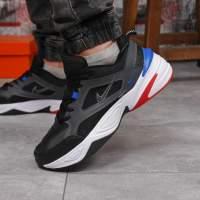 Кроссовки мужские 18202 Nike M2K Tekno, черные