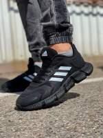 Кроссовки мужские 18943 Adidas черные