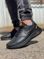 Кроссовки мужские 18952 Nike Zoom Winflog черные
