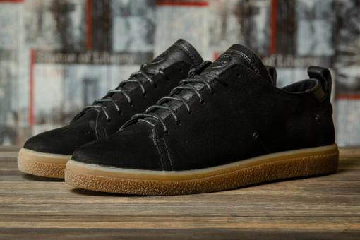 Кроссовки мужские 16611, SSS Shoes, черные