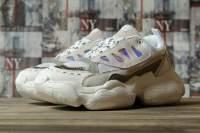 Кроссовки женские 16753, Hugo, белые