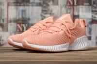 Кроссовки женские 16772, Adidas AlphaBounce Instinct, коралловые