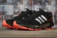 Кроссовки женские 16916, Adidas Marathon Tn, черные