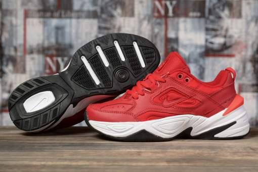 Кроссовки женские 16963, Nike Air, красные