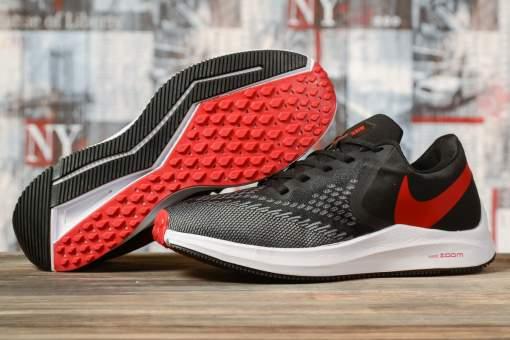 Кроссовки мужские 17075, Nike Zoom Winflo 6, черные