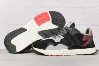 Кроссовки мужские 17302, Adidas 3M, черные