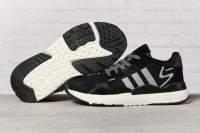 Кроссовки женские 17311, Adidas 3M, черные