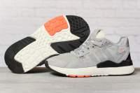 Кроссовки женские 17316, Adidas 3M, серые