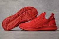Кроссовки мужские 10474, BaaS BS-X, красные