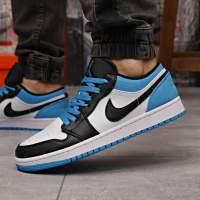 Кроссовки мужские 18251 Nike Jordan белые