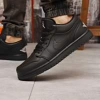 Кроссовки мужские 18253 Nike Jordan черные