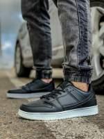 Кроссовки мужские 18391 Jordan черные