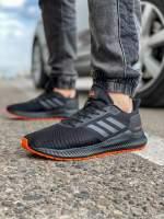 Кроссовки мужские 18462 Adidas Bounce черные
