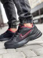 Кроссовки мужские 18511 Nike Air Monarch черные
