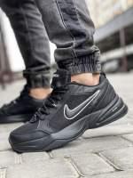Кроссовки мужские 18515 Nike Air Monarch черные