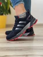 Кроссовки женские 18572 Adidas Marathon Tr 26 темно-синие