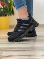 Кроссовки женские 18573 Adidas Marathon Tr 26 черные