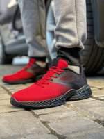 Кроссовки мужские 18663 Alfabounce красные