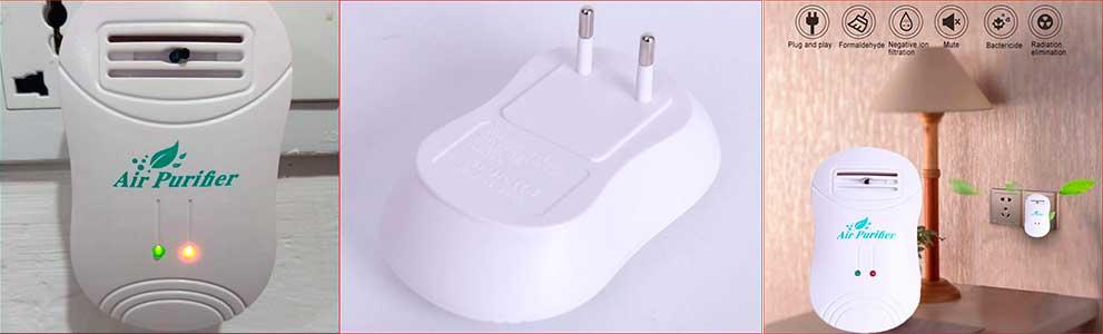 Очисник повітря F2 - іонізатор для дому