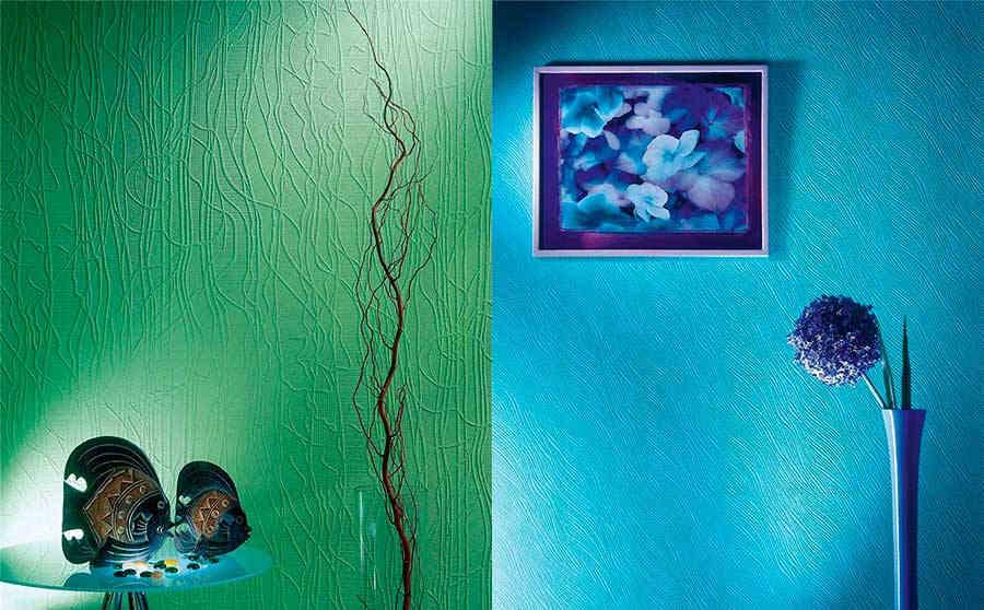 Обои под покраску для стен: какие выбрать